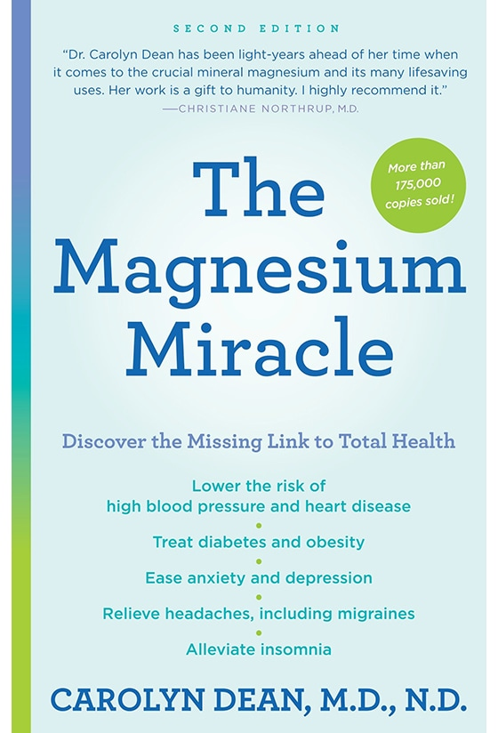 Dr Dean - The Magnesium Miracle